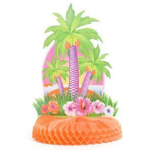 Tropical Island Centerpiece: Toys & Games