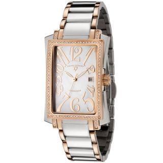 Swiss Legend Womens Bella Two tone Diamond Watch
