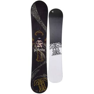 Technine Suerte Mens Black 154 cm Snowboard