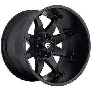 Fuel Octane Black Wheel (20x12/5x135mm)    Automotive