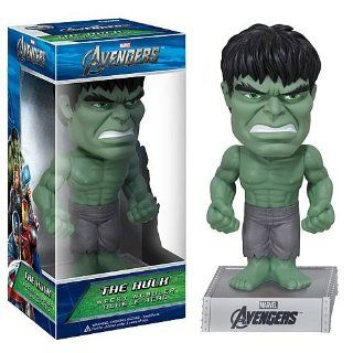 The Hulk   The Avengers Movie   Wacky Wobbler Bobble Head