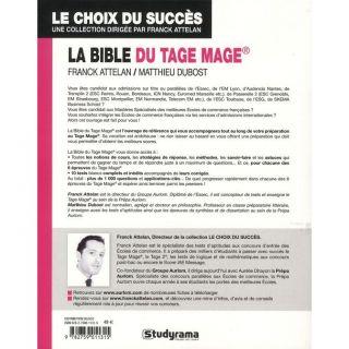 LA BIBLE DU TAGE MAGE   Achat / Vente livre Franck Attelan   Matthieu