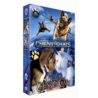 DVD DESSIN ANIME DVD Comme chiens et chats 1 ; comme chiens et c
