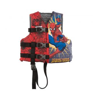 Coleman Childrens Spider Man Life Jacket