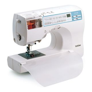 Brother CS 80 Computerized Sewing Machine (Refurbished)