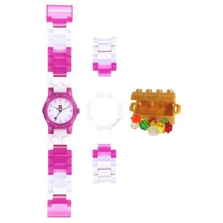 Lego Girls Belville Children Heart Blocks Building Time Watch Toy