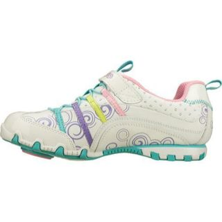 Girls Skechers Bella Ballerina Prima Princess White/Multi