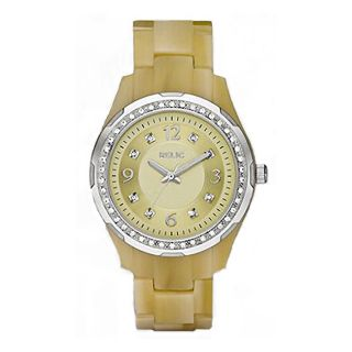 Relic by Fossil Womens Starla Horn Resin Watch