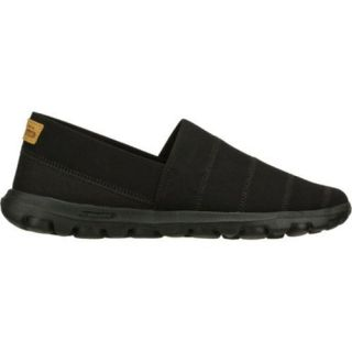 Womens Skechers GOwalk Oasis Black/Black