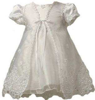 Baby Girls KID Collection Sheer Elegance Christening