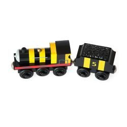 Thomas and Friends Magnetic Busy As A Bee James Train Engine Toy