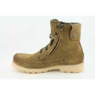 Robert Wayne Mens Granger Beige Boots