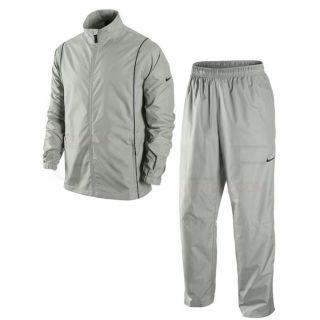 Nike Mens Clima Fit Packable Golf Rain Suit