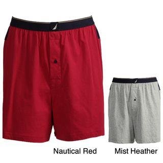 Nautica Mens Knit Boxers