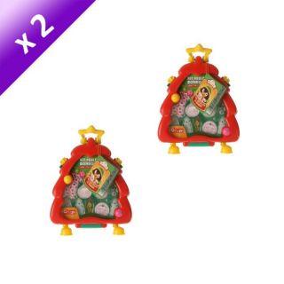 FIZZY Perly Santa X 2   Achat / Vente CONFISERIE DE SUCRE FIZZY Perly