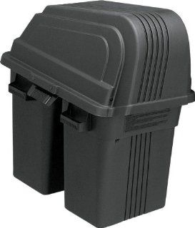 Poulan Pro 38 Inch 2 Bin Bagger with Quick Connect QCT38
