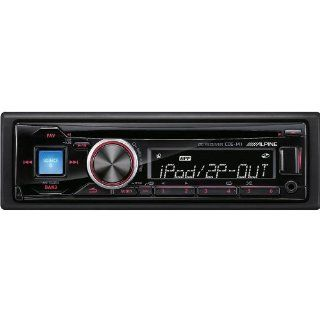 Alpine CDE 141 CD/ Car Stereo Receiver with Front Aux