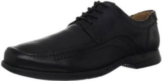 Clarks Mens Sampson Oxford Shoes