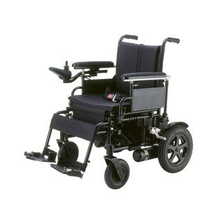 Cirrus Plus Folding Power Wheelchair wih Foores