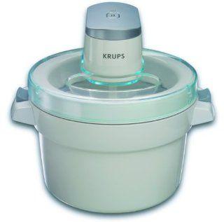 Krups GVS142 1 1/2 Quart Automatic Ice Cream Maker