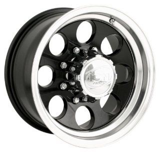 Ion Alloy 171 Black Wheel with Machined Lip (16x8/6x139.7mm)
