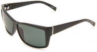 Sunglasses,Gloss Black Frame/Grey Pc Polarized Lens,One Size Shoes