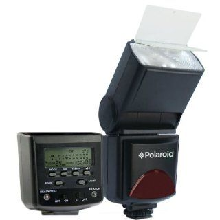 Polaroid PL 144AZ Studio Series Digital Power Zoom TTL Shoe