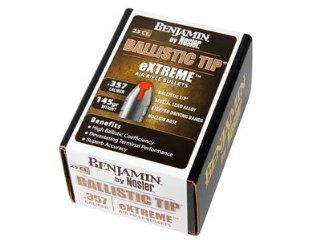 Bullet, .357 Cal., 145 Grains, Round Nose, 25ct