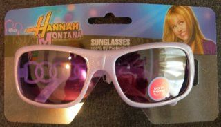 Pink Hannah Montana Sunglasses with 100% UV Protection