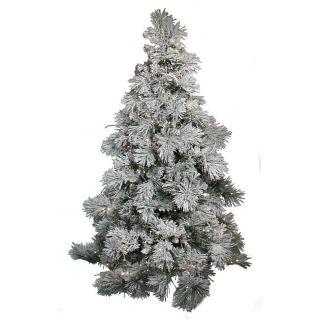 Snowdrift 7.5 foot Non lit Christmas Tree