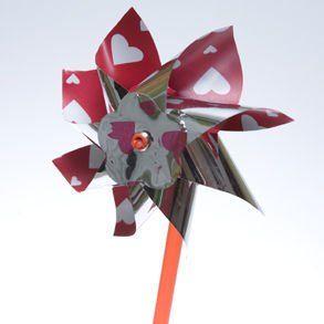 Valentine Pinwheels Toys & Games