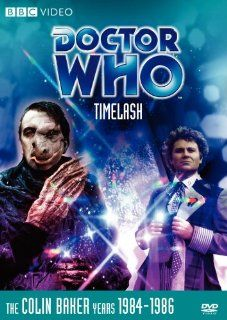Doctor Who Timelash (Story 142) Colin Baker, Nicola