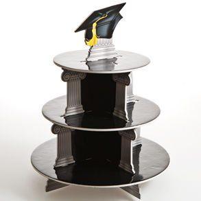 Graduation Cupcake Holder Toys & Games