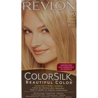Very Light Ash Blonde #90 Hair Color (Pack of 2)
