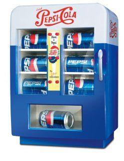Vintage style Mini Pepsi® Vending Machine / Refrigerator