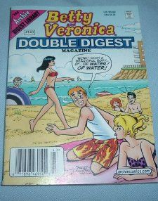 Archies Double Digest Betty & Veronica No. 143 Archie Comic Books