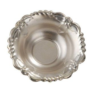 Gift! Designer Antique Finish German Silver Bowl