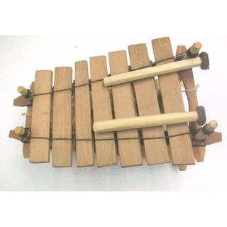 African 7 key Xylophone (Ghana)