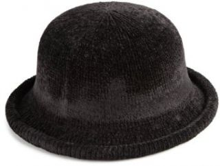 Isotoner Womens Molded Chenille Hat With Rolled Edge