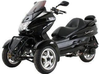Sunny Powersports MC D150TKA BLACK Gas Roadrunner 150cc