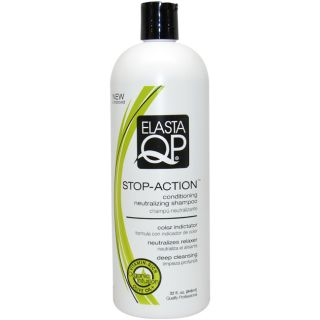 Elasta QP Stop Action 32 ounce Neutralizing Shampoo