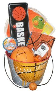 Basketball Lovers Gift Basket  Perfect for Birthdays