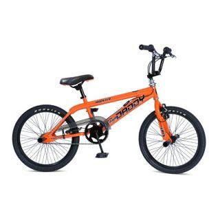 Modèle Big Daddy. Coloris Orange. Un vélo BMX Freestyle robuste au