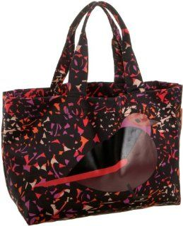 by Marc Jacobs Miss Marc Snow Donna Birds Lunch Bag Tote Black Shoes