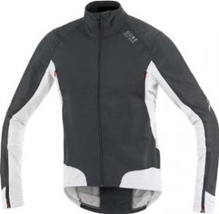 Gore Bike Wear Mens Xenon SO Jersey (Black/White, Small