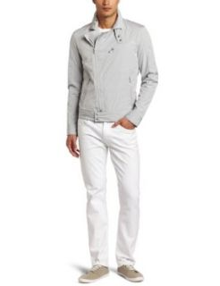 Calvin Klein Sportswear Mens Zip Front Perforated Jacket