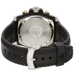 Zodiac Mens Super Sport Timer Chronograph Watch