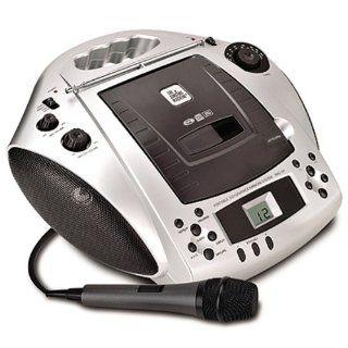 Singing Machine SMG 151 Vertical Loading Portable CDG