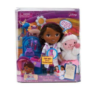 Disney Doc McStuffins Time for Your Checkup Interactive