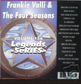 & The Four Seasons 16 Song Karaoke CDG Legends #156 Legends Music